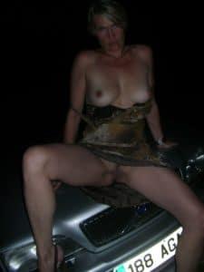 Femme cougar pour bon coup